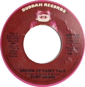 Curtis Gadson (1976) - Grown Up Fairy Tale (Buddah 556)